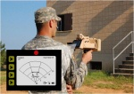 ato technology demonstrator through wall radar