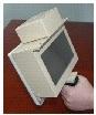 storm wall radar handheld